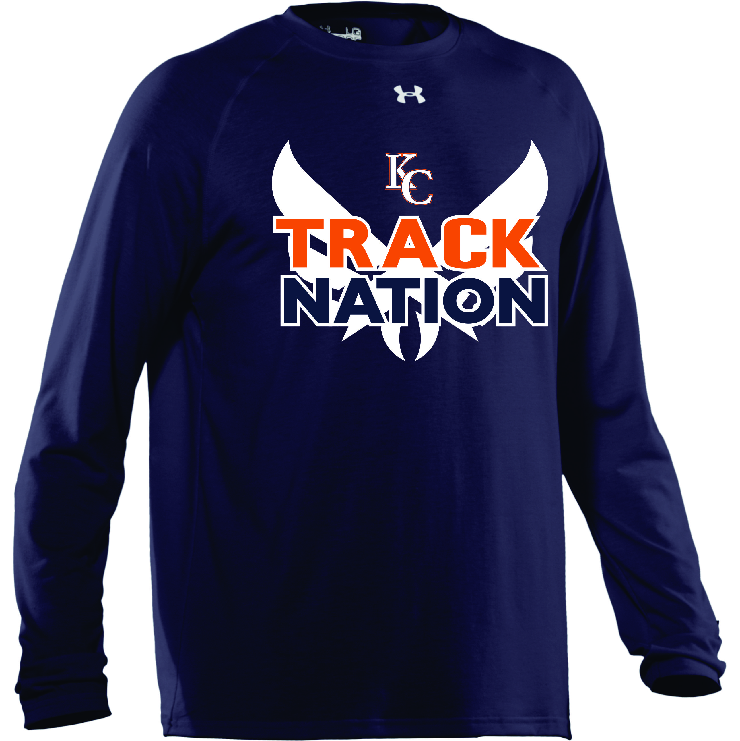 Under Armour Track And Field T Shirt Designs